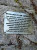 sign (chrisinplymouth) Tags: cutout mountwise barracks lettering muttoncove sign devonport plymouth devon england uk cw69x streetmetal ordnanceyardgateway steel metal plaque plymgrp