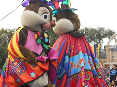 Chip and Dale (DisneyGirl13!) Tags: chipdale chip dale festival fantasy parade magic kingdom mk wdw disney