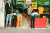 73290060-2 (alexdotbarber) Tags: 190 28mm 35mm cdmx df kodakportra400 mexico mexicocity ricohgr1 analog autofocus clothing colornegative jeans pointandshoot retail wideangle