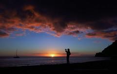 The Day End - El Final Del Día (Konny :-))) Tags: photographer catamaran sundown sunset sonnenuntergang ηλιοβασίλεμα закат zonsondergang solnedgang tramonto puestadelsol auringonlasku zachódsłońca boat sailboat segelboot