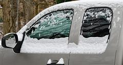 Snow and Reflections (BKHagar *Kim*) Tags: bkhagar snow snowy cold winter wintry dusting athens al alabama thesouth