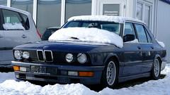 BMW E28 (vwcorrado89) Tags: bmw e28 e 28 5er 5 series reihe m 535i