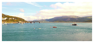 Barmouth Railway Bridge. 15
