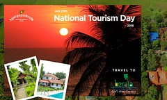 Proudly celebrating National Tourism Day! #Ayuryogashram #ayurvediccentreinkerala #tourismday (ayuryogashram) Tags: ayurvedic treatment kerala ayurveda treatments best centre centres famous wellness center centers massage rejuvenation retreat