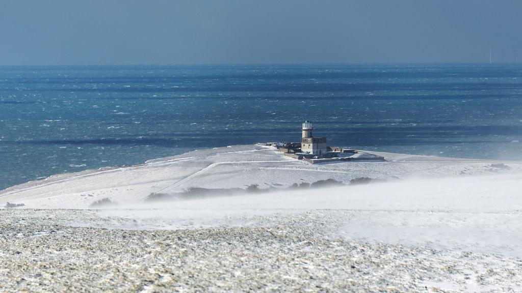 South Downs near Belle Tout Lighthouse