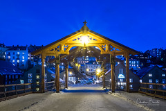 Rite de passage/Rite of passage/Passage [Explore] (Elf-8) Tags: norway trondheim bridge oldbridge gamlebybro