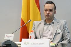 Presentación VOX Tarragona 28.01.2018 (VOX España) Tags: vox tarragona voxtarragona tabarnia voxtabarnia isabel isabellázro lázaro