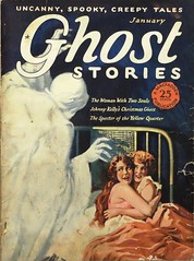 Ghost Stories Vol. 2, No. 1 (January, 1927). Bedsheet Size. Uncredited Cover Art (lhboudreau) Tags: pulp magazine magazines pulpmagazine pulpmagazines magazinecoverart pulpmagazinecover pulpmagazinecovers magazinecover magazinecovers ghoststories ghoststoriesmagazine horror occult ghost specter ghosts specters fantasy horrorfantasy coverartist horrorfiction horrorstories scarystories january1927 1927 pulpart pulpfiction magazineart pulpmagazineart coverart illustration illustrations drawing drawings art painting artwork volume2number1 spooks spooky creepy uncanny damselindistress damselsindistress ladyinperil ladiesinperil helplesswoman helplesswomen bed spook thewomanwithtwosouls thespecteroftheyellowquarter johnnykellyschristmasghost creepytales macfadden macfaddenpublication amacfaddenpublication fiction stories
