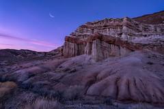 Not Petra Jordan (Taking Pictures Of God's Paintings) Tags: redrocks twilight