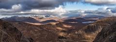 The Highlands (J McSporran) Tags: scotland highlands westhighlands buachailleetivemor stobdearg panorama landscape canon6d ef70200mmf28lisiiusm
