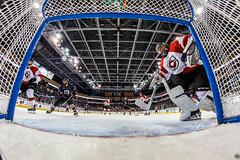 """Kansas City Mavericks vs. Cincinnati Cyclones, February 3, 2018, Silverstein Eye Centers Arena, Independence, Missouri.  Photo: © John Howe / Howe Creative Photography, all rights reserved 2018. • <a style=""""font-size:0.8em;"""" href=""""http://www.flickr.com/photos/134016632@N02/40119450551/"""" target=""""_blank"""">View on Flickr</a>"""