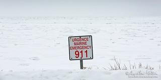 Hors saison, 911 Urgence Marine