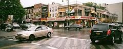 Flatbush (Travis Estell) Tags: 35mmfilm brooklyn brooklynonfilm flatbush flatbushavenue flatbushavenuenyc fujinatura1600 hasselbladxpanii nyc nyconfilm natura1600 newyork newyorkcity newyorkonfilm thedarkroomlab xpanii unitedstates us