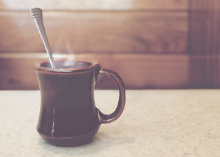 I like coffee because it gives me the ILLUSION that I might be awake.