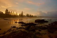 Golden sunset (jack eastlake) Tags: wildbeachaus valley bega club surf nsw coast south far tathra