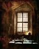 The old tavern (vittorio.chiampan) Tags: tavern interior indoor window fineart art old sundaylights