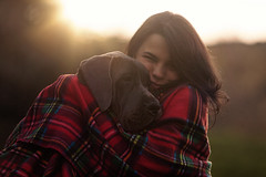 Ariella&Channel (Alexandremqs) Tags: dogs pets dogue alemao great dane puppy sunset woman brunette red backlight sunlight shadow dark mood love doglove happydogsday happy hapiness explore expression portugal portrait perro photography photoshoot natural light yourbestoftoday
