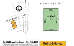Lot 4060 Broughton Street, Moss Vale NSW