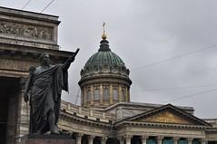 catedral de kazan-san petersburgo (jordi doria 140) Tags: rusia1 catedraldekazan sanpetersburgo