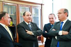 Rui Rio em reunião com Coordenadores Autárquicos