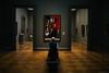 A Taste Of New-York - Admiration (simdb) Tags: newyork étatsunis us musuem art paint men light red alone met