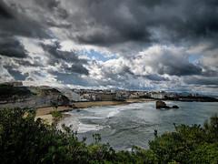 TORMENTA (marian950) Tags: tormenta biarritz francia
