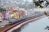 Dawlish Scene. (curly42) Tags: 153377 class153 dmu unit sprinter railway dawlish transport travel seaside gwr