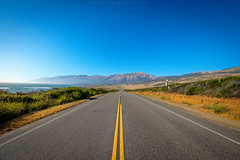 Highway1 by the sea (dannygreyton) Tags: highway1 usa california roadtrip road sea ocean westcoast mountains fujifilmxt2 fujinon1024mm fujifilm