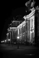 (Px4u by Team Cu29) Tags: dresden altstadt brühlscheterasse nacht strasenlaterne beleuchtung
