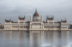 Budapest - Hungarian Parliament Building (IG: @gerlands) Tags: danube nd ndfilter budapest architecture longexposure parliement hungary hungarian canon gerlandoalletto