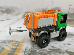 16IMG_20180217_151202 (maxims3) Tags: lego city 60083 snowplough truck снегоуборочная машина traffic обзор review