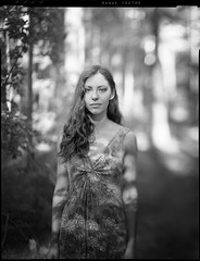 Fab (Swiatlocien) Tags: largeformat mpp tmax 4x5 portrait woman girl