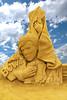David Bowie, Sandkulptur (heiko bo) Tags: heikobo sandfigurenfestival sandskulpturen sandskulpturenfestival davidbowie inselrügen rügen binz seebadbinz ostsee sommer2017 sommer kunst