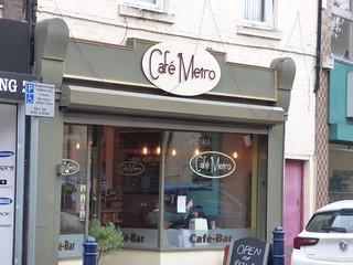 Cafe Metro - Church Street, Bilston
