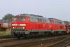 CRW_3505 (Lumixfan68) Tags: eisenbahn züge syltshuttle dieselloks baureihe 215 doppeltraktion deutsche bahn autozug db
