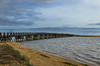 Wood Bridge 630 (_Rjc9666_) Tags: andaluzia beach bridge coastline colors espanha españa islacristina landscape nikond5100 places ponte praia sea seascape sky spain tamrom2470f28 tourismo travel turismo water wood tourism ©ruijorge9666 2028 630