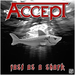 Accept - Fast as a shark (y20frank) Tags: lego heavymetal music musik hardrock shark underwater