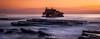 Three stars shipwreck (ESTjustPHOTO - Elias S Tilavgi) Tags: three stars ship shipwreck long exposure seascape sea waves blue hour milky water rocks seaside slow shutter sky boat ocean bay
