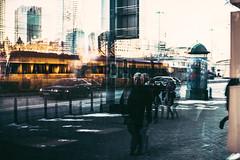 Dimensions (ewitsoe) Tags: winter snow canon ewitsoe street urban city cityscape pedestrian people walking warsaw warszawa poland polska capital canoneos6dii 50mm lseries day night afternoon sidewalk wander life live