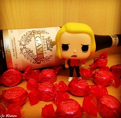 Valentines Day 2018 (JoeyDee83) Tags: love valentines day romance red heart wine chocolate beth funko pop vinly toy geek art photography action figure rick morty