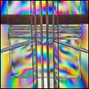Icon of the New Religion (Beachhead Photography) Tags: beachheadphotography lines colourful colorful abstract reflection mirror crosspolarization acrylic plastic pentaxart