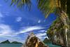 Thai Memories (Robyn Hooz) Tags: thai thailand angthong rocks rocce palms sea mare ocean paradise holiday vacanza byebye