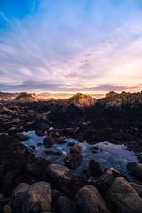 Asilomar state beach. (Playground Sideways) Tags: sunset samyang rokinon12mm rokinon xpro2 fujifilm california pacificgrove asilomarstatebeach