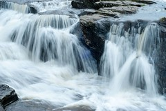 Waterfall (Kike's) Tags: water waterfall dochart killin scotland nikon d80