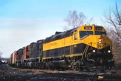 NYSW3636                   12-05 (C E Turley) Tags: railway nysw f45 c636 alco mlw