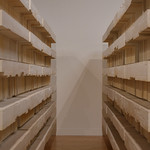 Untitled (Book Corridors), 1997-8 thumbnail
