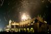 galu_090111 (gagulski.pl) Tags: swiatlo noc krakow wosp owsiak sztuczne ognie sukiennice koncert malopolskie polska