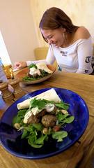 Massey, West Auckland, New Zealand (Sandy Austin) Tags: panasoniclumixdmcfz70 sandyaustin massey auckland westauckland northisland newzealand casablanca granddaughter ruby restaurant