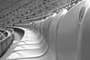 Perspective #1 (einestages ✔) Tags: munich blackandwhite stadium