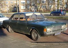 Ford Taunus P7b 17M V4 10-5-1971 62-26-RT (Fuego 81) Tags: ford taunus p7 p7b 17m 1971 6226rt cwodlp onk sidecode2 fiat punto 78dgls sidecode5